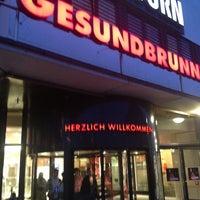 Photo taken at Gesundbrunnen Center by Aga on 4/26/2013