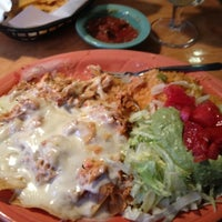 Photo taken at Salsas Mexican Restaurant by Kenneth B. on 9/19/2012