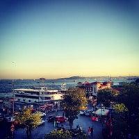 Photo taken at Beşiktaş by Mustafa A. on 6/23/2013
