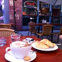 Photo taken at Caffé Musetti by Gabriel on 6/4/2013