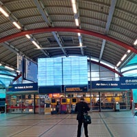 Photo taken at Station Utrecht Centraal by Dennis R. on 7/2/2013