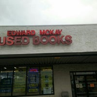 Photo taken at Edward McKay Used Books & More by Tommy B. on 4/7/2016