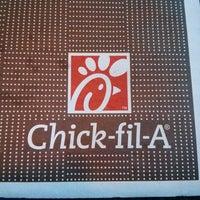 Photo taken at Chick-fil-A by Ryan M. on 10/21/2013