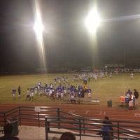 Photo taken at North High School by Crissy on 10/19/2013