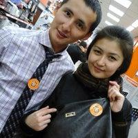 Photo taken at Технодом by Dobrayahoroshka on 3/15/2014