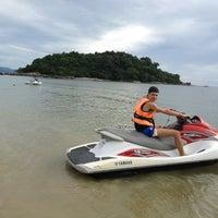 Photo taken at Mutiara Burau Bay Beach Resort by Vladimir on 1/1/2013