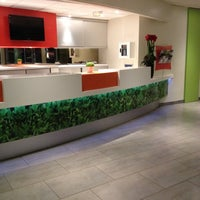 Photo taken at Ibis Styles – Paris Roissy-Charles de Gaulle by MiMie M. on 10/27/2012