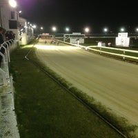 Photo taken at Henlow Dog Stadium by Marat A. on 3/22/2013