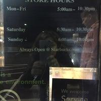 Photo taken at Starbucks by Mónica C. on 10/17/2015