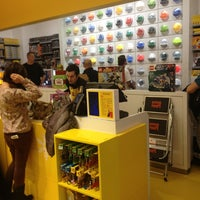 Photo taken at The LEGO Store by Douglas L. on 12/20/2012