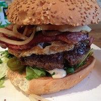 Photo taken at Burger Bar by Wesley v. on 4/9/2013