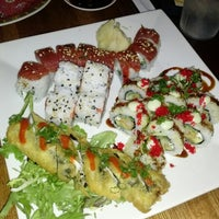 Photo taken at Sticky Rice by Sharon W. on 3/7/2013