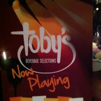 Photo taken at Toby's Dinner Theatre by Jesse J. on 9/27/2012