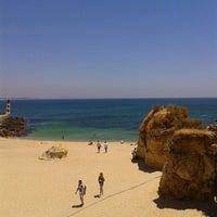 Photo taken at Praia da Batata by Kateřina H. on 7/11/2013