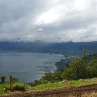 Photo taken at Danau Maninjau by Aji Deni HM on 8/26/2014