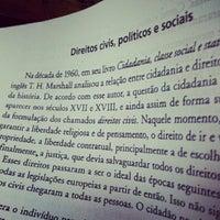 Photo taken at Escola Estadual De Ensino Médio Godofredo Schneider by Kézia D. on 9/14/2012