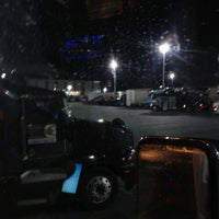 Photo taken at TravelCenters of America by Keith W. on 3/21/2013
