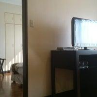 Photo taken at New Horizon Hotel by Jeffrey T. on 10/17/2012
