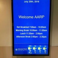 Photo taken at AARP Headquarters by Rick T. on 7/20/2016
