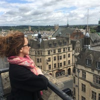 Photo taken at Carfax Tower by Nursel G. on 8/21/2016
