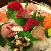 Photo taken at Hideki Sushi Bar e Restaurante by Fil D. on 10/30/2012