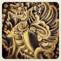 Photo taken at Bali Nusa Dua Convention Center (BNDCC) by Herik F. on 10/19/2012