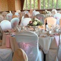 Photo taken at Quidnessett Country Club by Couture B. on 8/30/2014