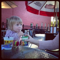 Photo taken at Tally's Restaurant by Clayton M. on 9/27/2012