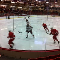Photo taken at Bright Hockey Center by Kathleen M. on 10/19/2012
