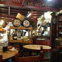 Photo taken at Taverna La Parra by Borja R. on 3/2/2013