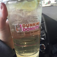 Photo taken at Dunkin' Donuts by Chrissy on 2/7/2016