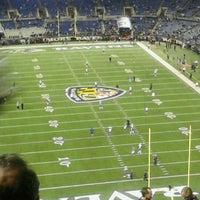Photo taken at M&T Bank Stadium by Dylan Z. on 9/23/2012