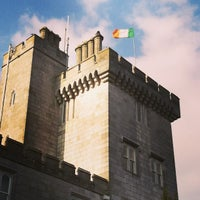 Photo taken at Dromoland Castle Hotel by Lee S. on 3/29/2013