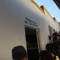 Photo taken at Municipio Emiliano Zapata by Mario G. on 12/30/2014