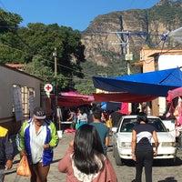 Photo taken at Tlayacapan by Mario G. on 11/5/2016