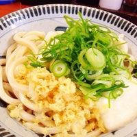 Photo taken at 香の川製麺 枚方津田店 by Goto F. on 1/30/2014