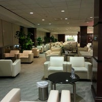 Photo taken at United Club - Terminal E by Monica P. on 10/2/2012