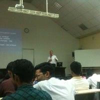Photo taken at NIBM Auditorium by Pasan R. on 12/13/2012