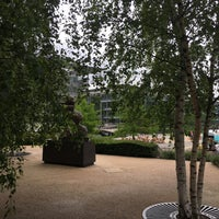 Photo taken at Chiswick Business Park by Grant D. on 6/17/2016