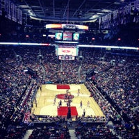 Photo taken at Air Canada Centre by Taylor W. on 3/15/2013