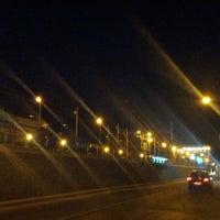 Photo taken at Metro Valparaiso - Estación El Salto by Evander on 3/22/2013