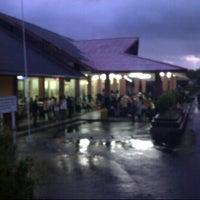 Photo taken at Bandara Sultan Babullah (TTE) by Asrul B. on 10/20/2012