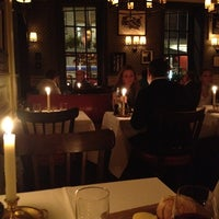 Photo taken at Dean Street Townhouse by Julia V. on 1/8/2013