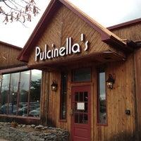 Photo taken at Pulcinella's by Harjit on 10/12/2012