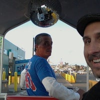 Photo taken at Pedicab by Christiane .. on 11/18/2013