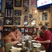 Photo taken at Bruno's Pizza and Big O's Sports Room by Kym K. on 9/20/2014