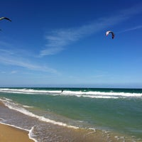 Photo taken at Fort Lauderdale Beach by Miriam K. on 3/14/2013