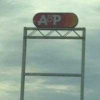 Photo taken at A&P by DJ LIL JOE on 3/1/2014