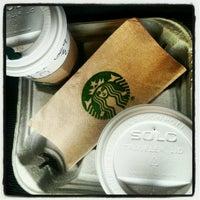 Photo taken at Starbucks by Gaby B. on 2/7/2013
