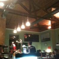 Photo taken at Eddie Fine Burgers by Raquel A. on 10/7/2012
